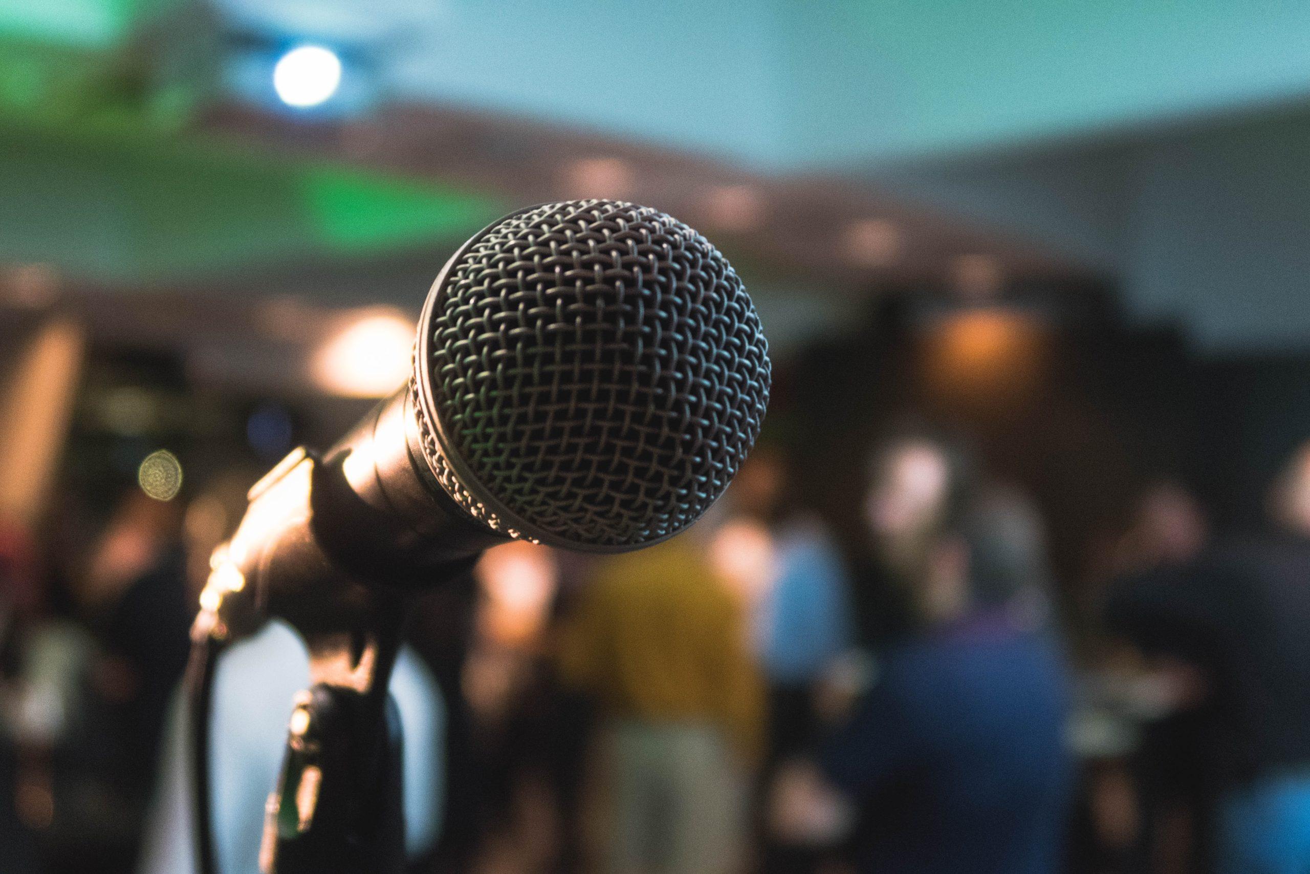 RTT can help public speaking
